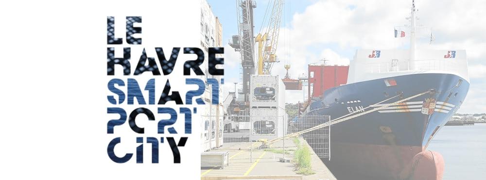 LABEL LE HAVRE SMART PORT CITY